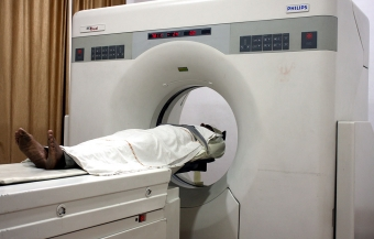 GE Multislice  CT Scan