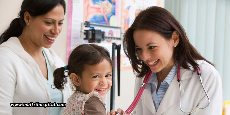 Finding The Right Paediatric Doctor
